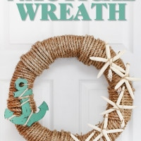 Rope Nautical Wreath
