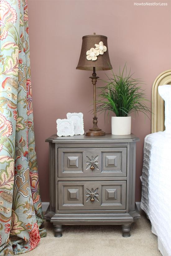 guest bedroom nightstands