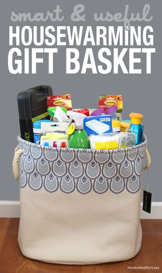 Housewarming Gift Basket How To Nest For Less
