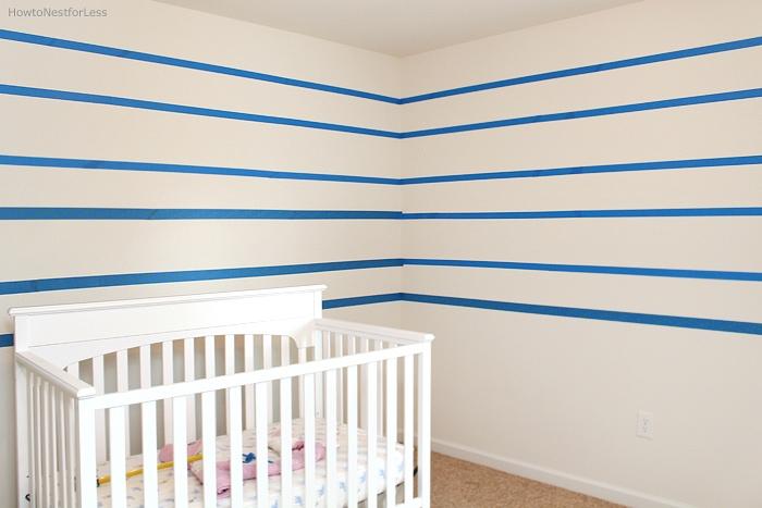 tape horizontal stripes