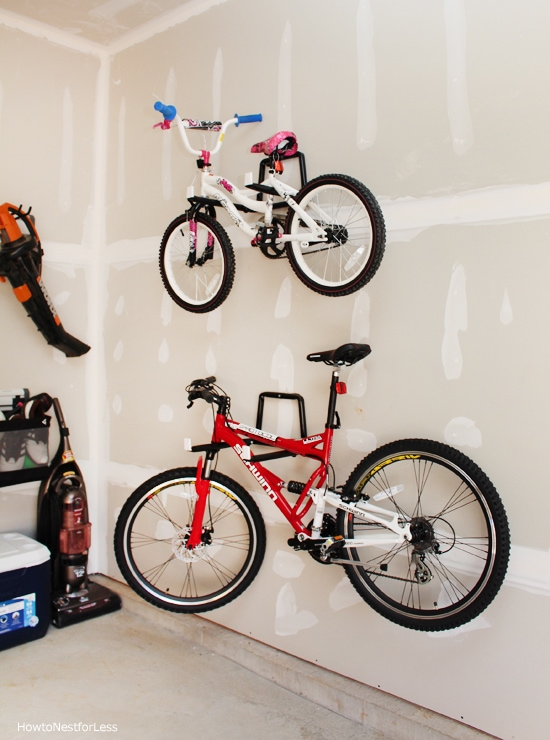 budget ideas garage organization