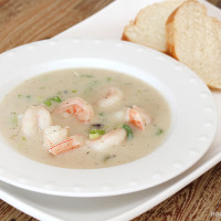 Quick & Easy Shrimp Bisque