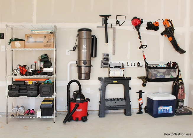 rubbermaid garage organization ideas - Garage Organization How to Nest for Less™