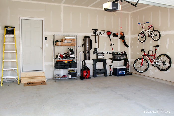 garage organization ideas garage organization how to nest for less 15709