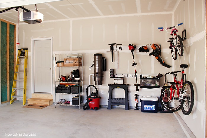 Garage Organization How To Nest For Less
