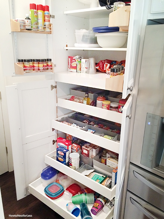 kitchen pantry cabinet