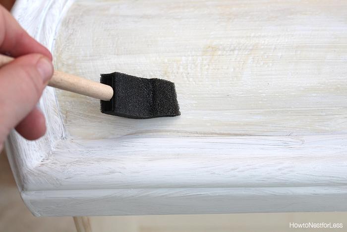 amy howard cracked patina furniture