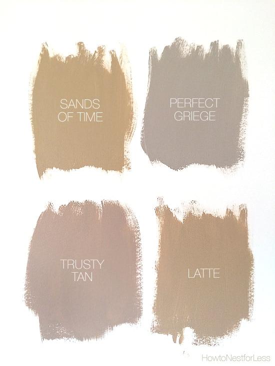 neutral paint color options