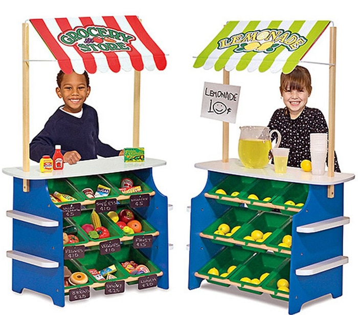 Melissa and Doug Grocery Store - Lemonade Stand