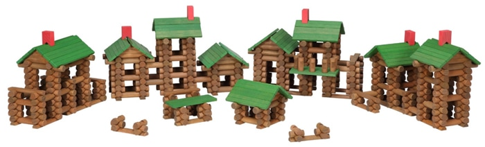 Tumble Tree Timber Set