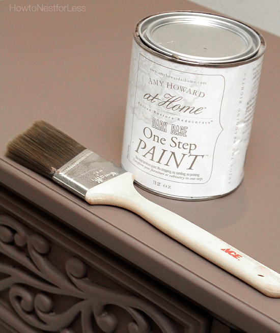amy howard at home brown paint