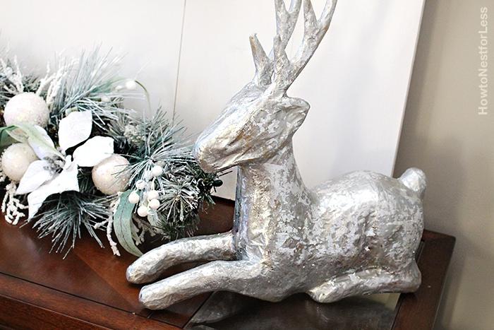 christmas foyer entryway