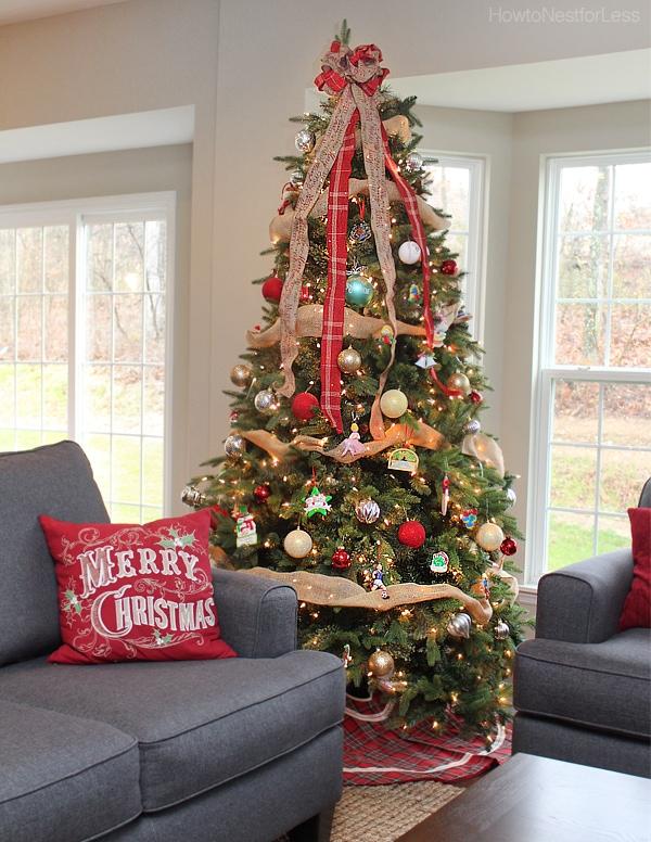 christmas tree 2015