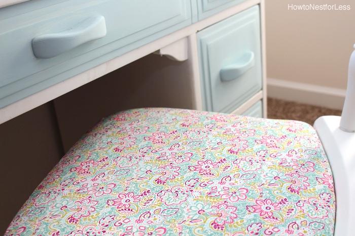 closet makeover girls bedroom