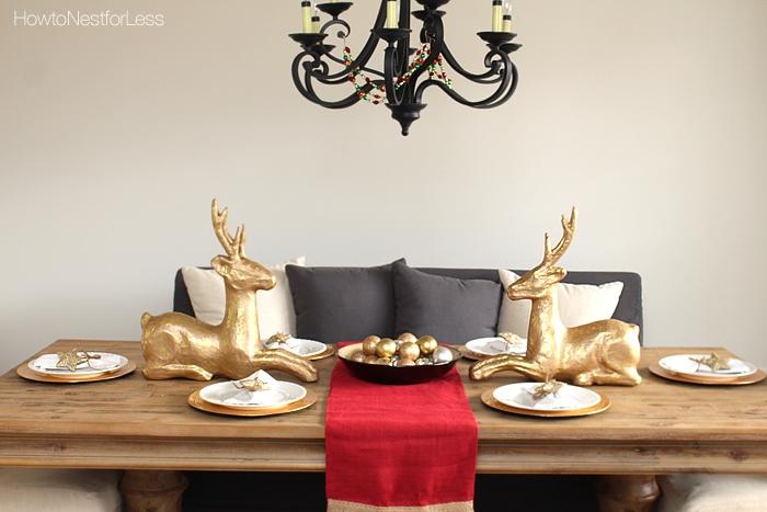 dining room christmas ideas