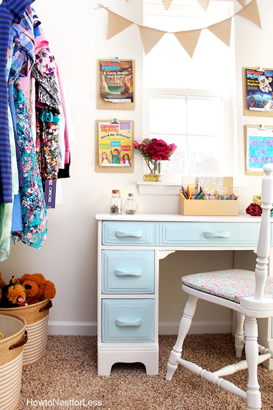 girl closet makeover ideas