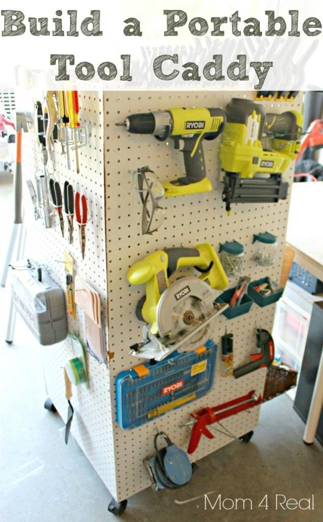 Build A Portable Tool Caddy 635x1024