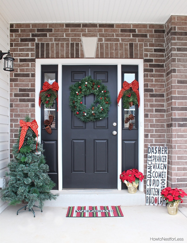 Christmas Front Porch 2015