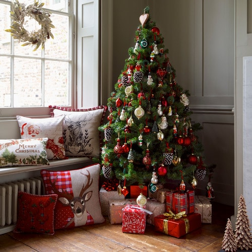 15 Inspiring Christmas Rooms