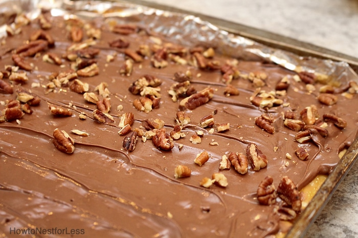saltine toffee recipe