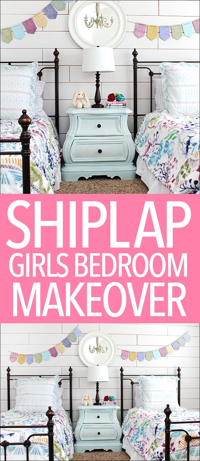 shiplap-girls-bedroom-makeover