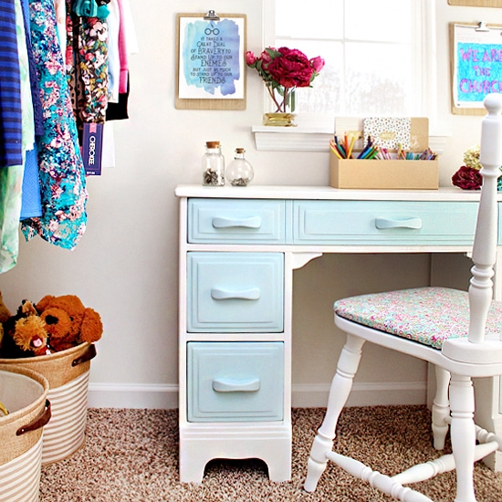 girl bedroom closet makeover