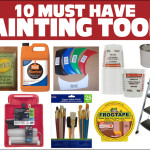 10 Must Have Painting Tools