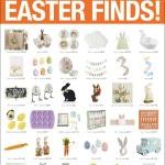 Easter Decorating Finds