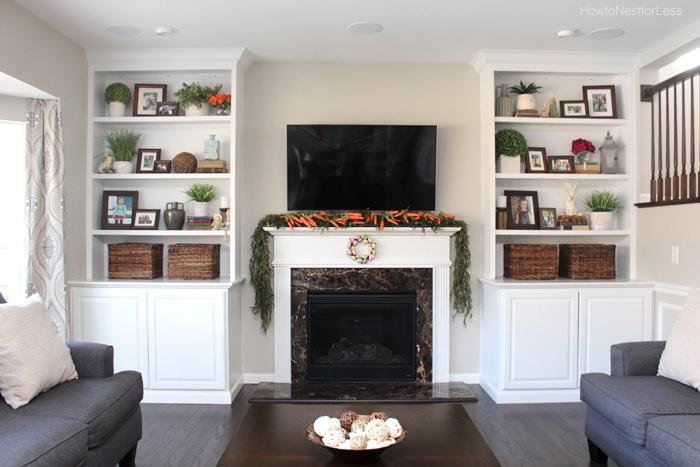 easter family room