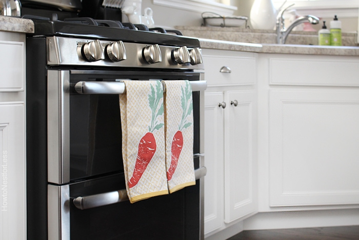 easter kitchen decor