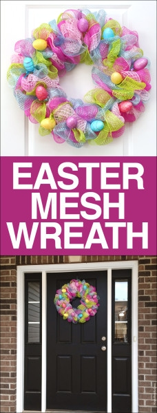 Easter-egg-mesh-wreath