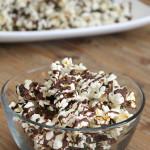 Mint Chocolate Grasshopper Popcorn