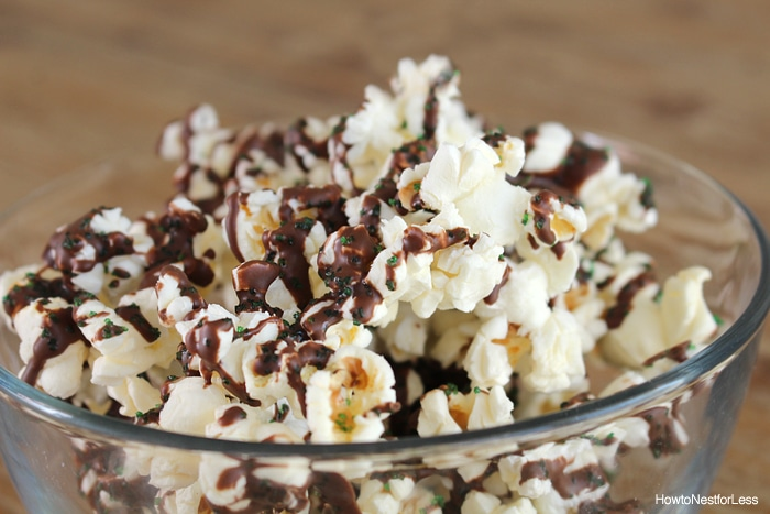 grasshopper popcorn recipe
