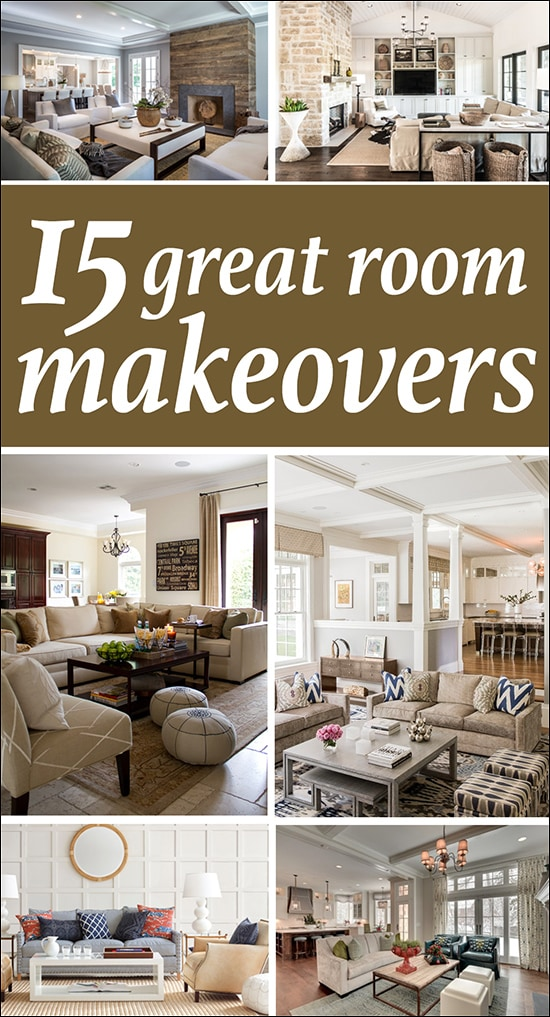 15 great room makeovers