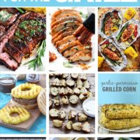 20 Grilling Recipes