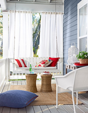 20 Front Porch Makeover Ideas