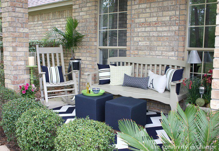 20 Front Porch Makeovers How to Nest for Less™
