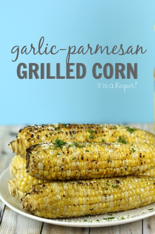Garlic-Parmesan-Grilled-Corn