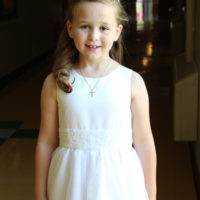Ellie's First Communion
