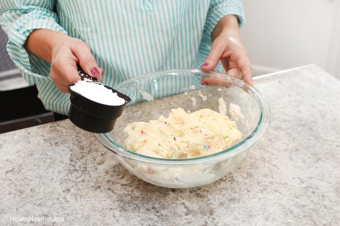 funfetti cake batter dip recipe