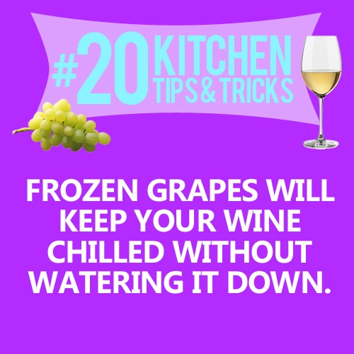 kitchen 25 tips and tricks