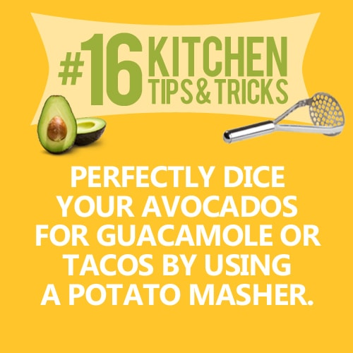... Kitchen Tips And Tricks