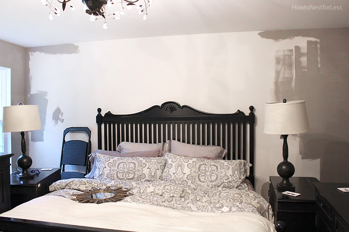 painted master bedroom. Painted Master Bedroom   Bath   How to Nest for Less