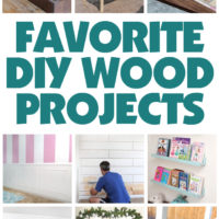 Top 10 DIY Wood Projects