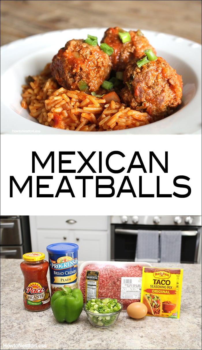 mexican meatball recipe