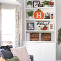 Fall House Tour 2016: The Family Room