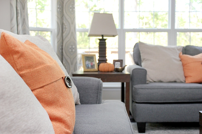 Fall House Tour 2016 The Family Room How To Nest For Less