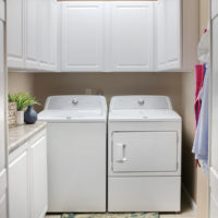 Mom's Laundry Room Makeover