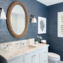 18 Inspiring Powder Rooms