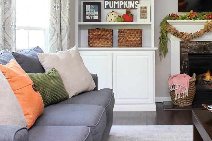 I Think A Reason We Love To Decorate For Fall Is Because Keep Up Most Of The Same Décor From September Late November